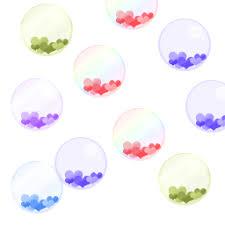 کد زیباساز حباب و قلب