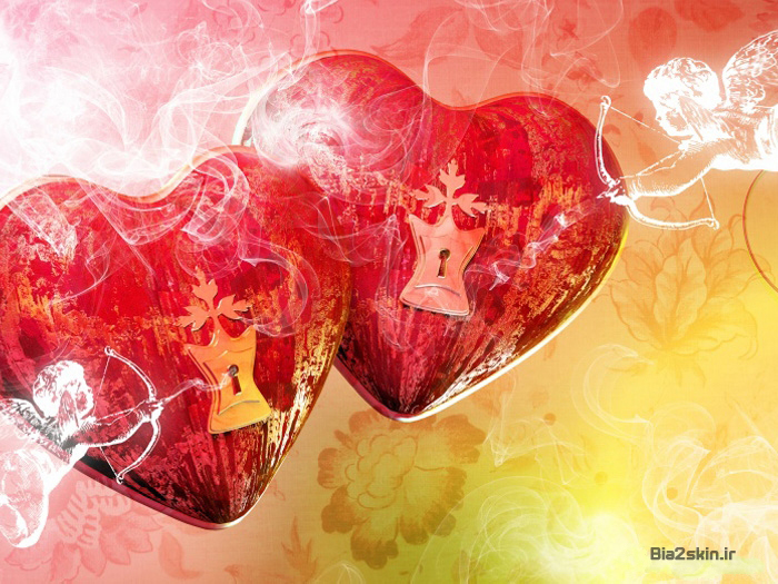 گالری عکس قلب های زیبا