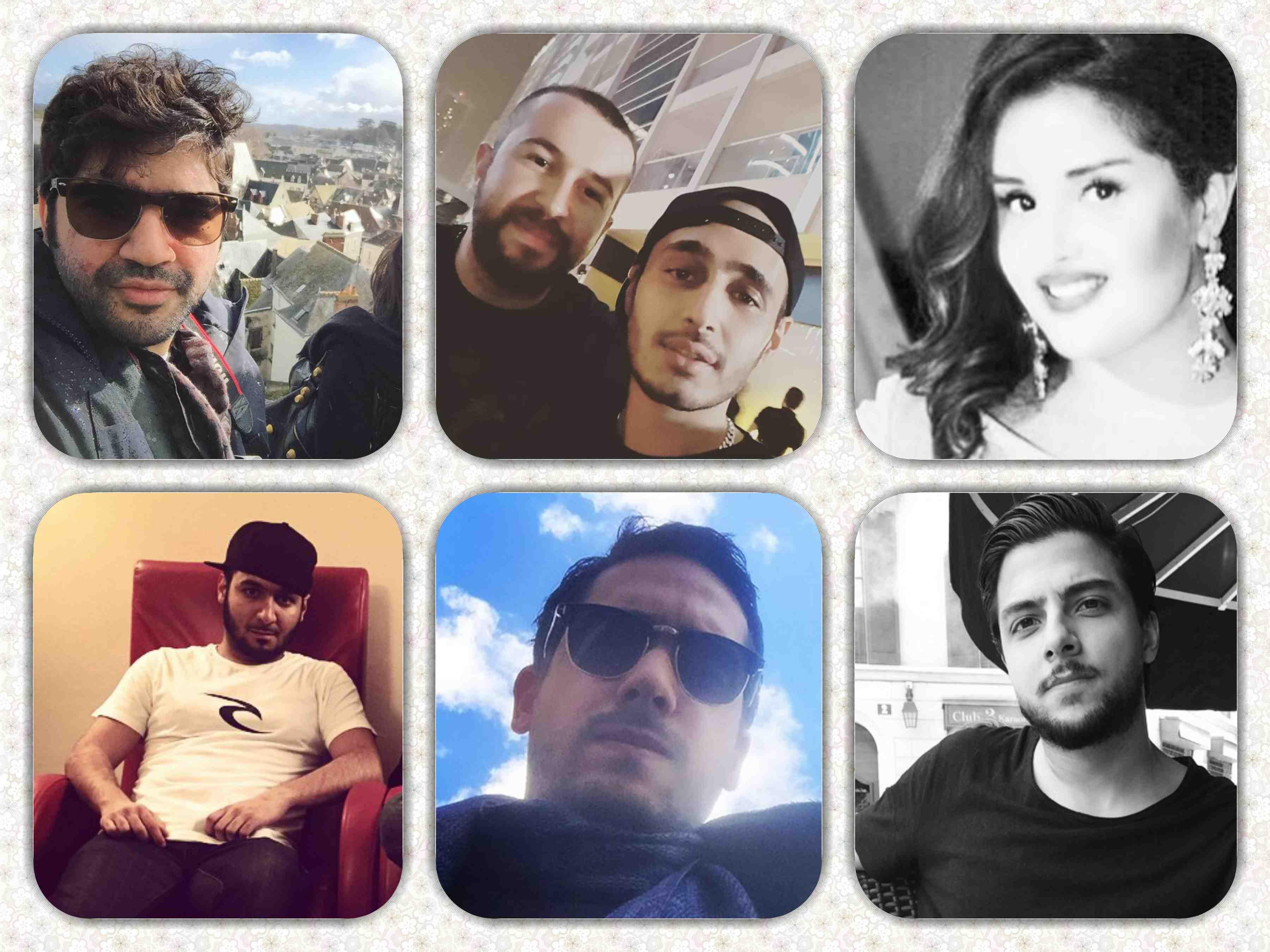 بیوگرافی افراد گروه زدبازی (زاخار بازی) سامان ویلسون، مهراد هیدن، سهراب ام جی، سیاوش سیجل، علیرضا جی جی، نسیم